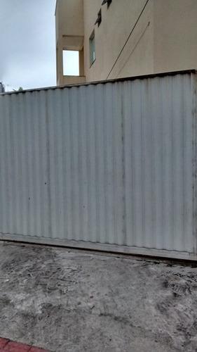 prédio novo/03 kitinetes alugadas(850,00 cada)-estrutura para+ 03 kitinetes!!!! - 100893