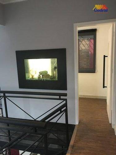 prédio para alugar, 140 m² por r$ 4.500/mês - vila vitória - mogi das cruzes/sp - pr0013