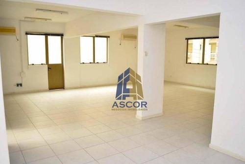 prédio para alugar, 2000 m² por r$ 54.000/mês - agronômica - florianópolis/sc - pr0015