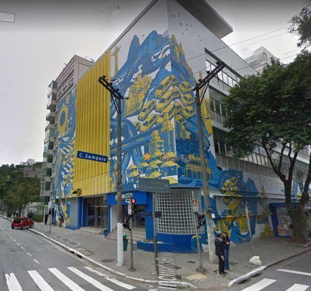 prédio para alugar, 3300 m² por r$ 250.000,00 - paraíso - são paulo/sp - pr0548