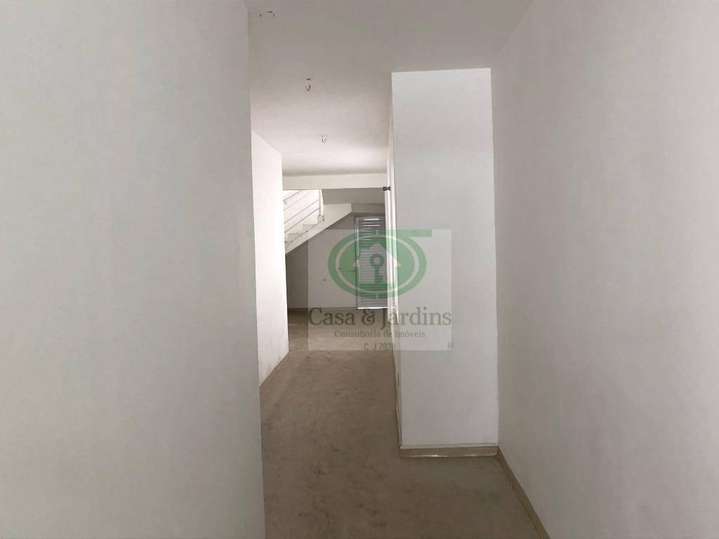 prédio para alugar, 700 m² por r$ 19.000/mês - pompéia - santos/sp - pr0030
