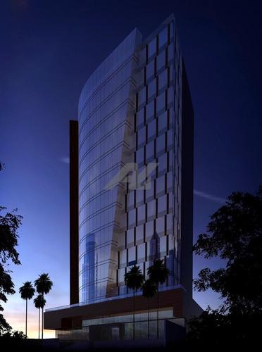 prédio para aluguel em cambuí - pr004861