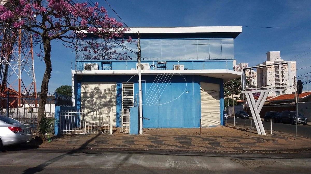prédio para aluguel em jardim chapadão - pr228772