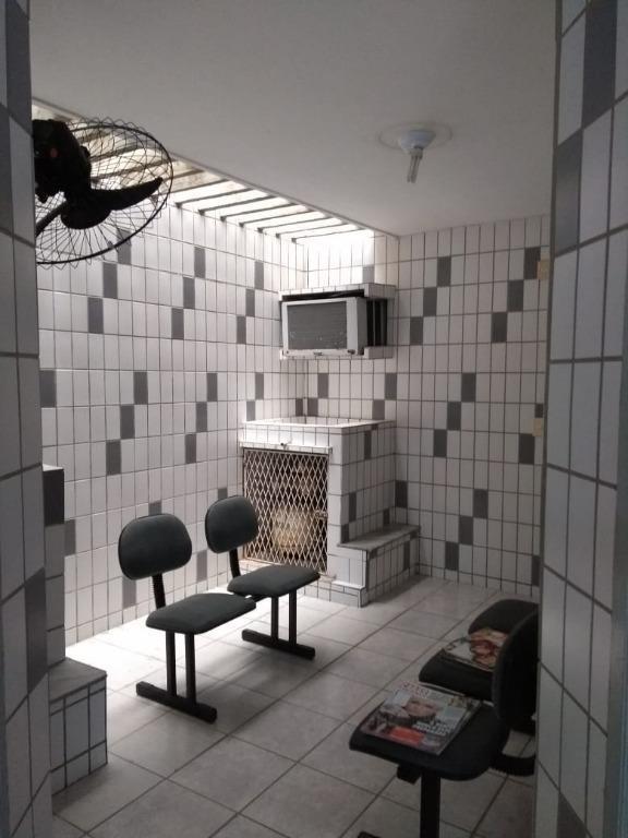 prédio à venda, 100 m² por r$ 400.000,00 - cidade alta - natal/rn - pr0017