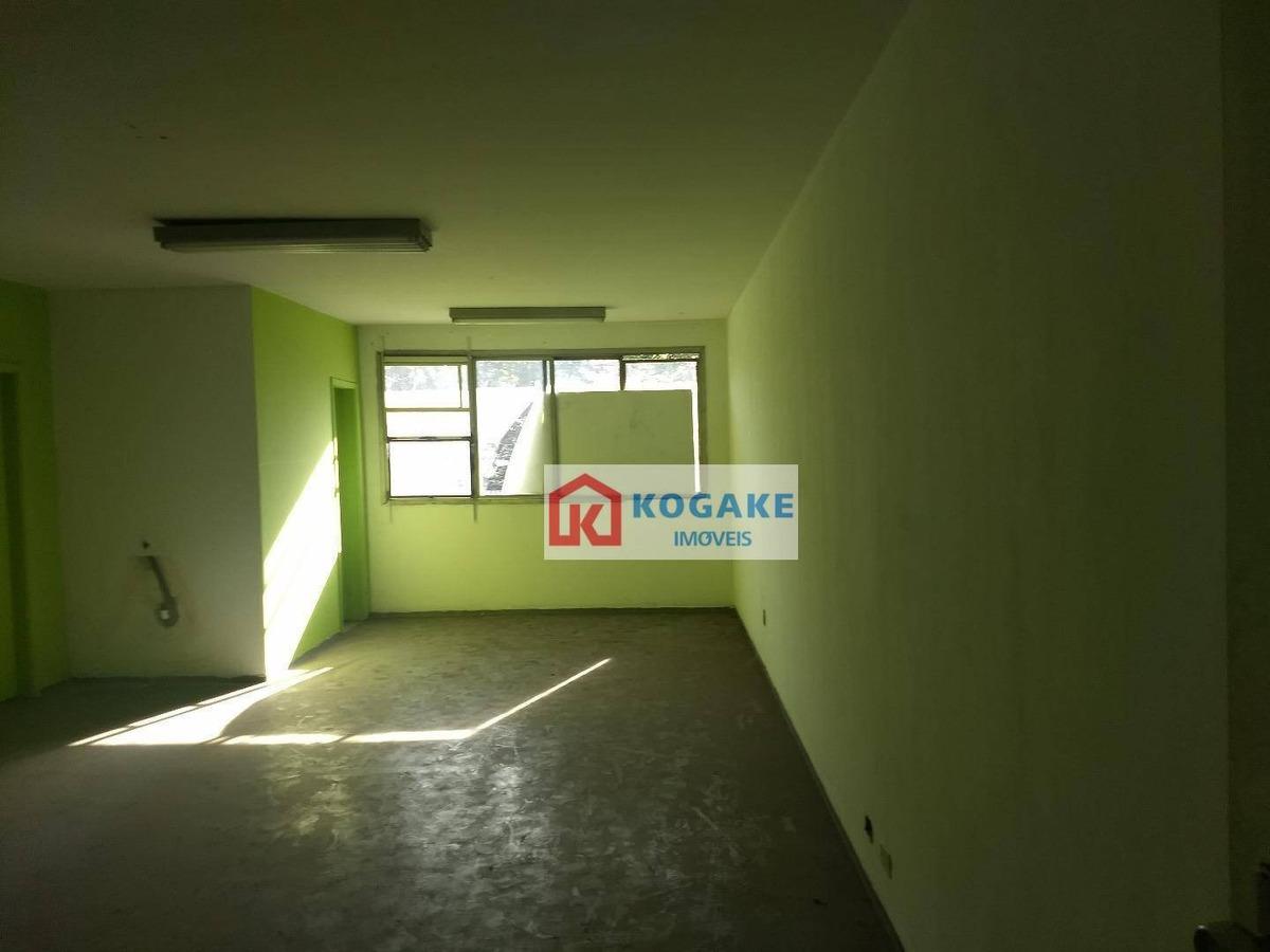 prédio à venda, 1962 m² por r$ 3.500.000,00 - jardim são dimas - são josé dos campos/sp - pr0088