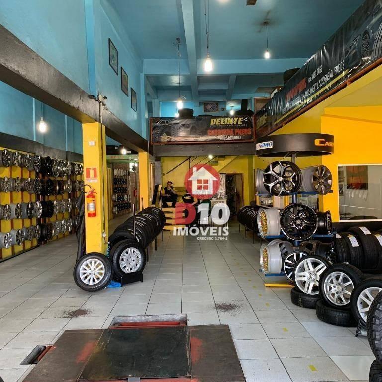 prédio à venda, 300 m² por r$ 1.600.000 - são geraldo - gravataí/rs - pr0010
