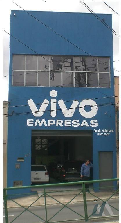 prédio à venda, 330 m² por r$ 850.000,00 - além ponte - sorocaba/sp - pr0027