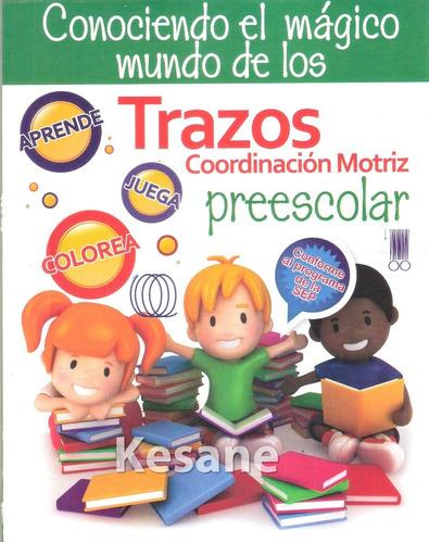 preescolar lectoescritura trazos letras matematicas kinder