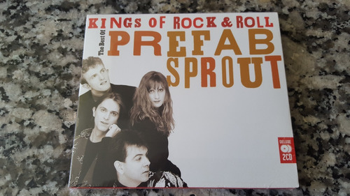 prefab sprout - the best of (2cds) (importado europa) (2007)