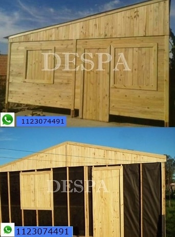 prefabricada economica de 20 m2