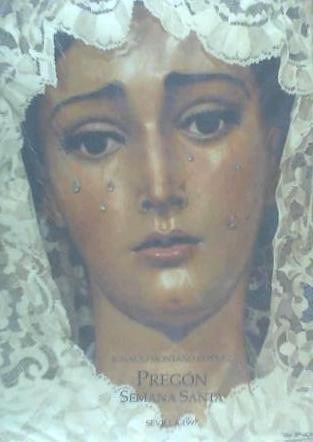 pregón de la semana santa 1997(libro costumbres y tradicione
