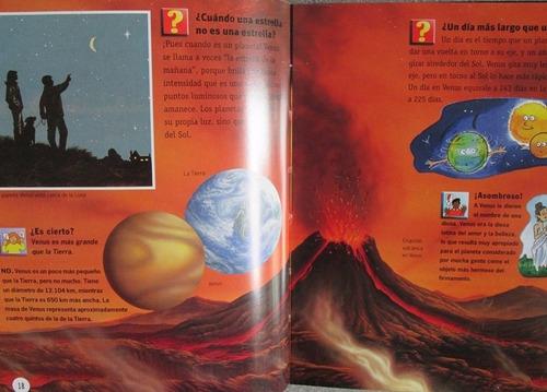 preguntas y respuestas la tierra y el espacio - parragon