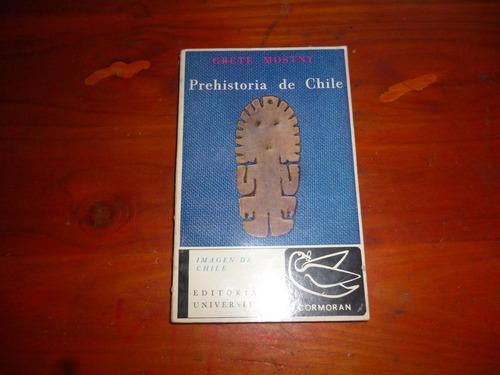 prehistoria de chile grete mostny