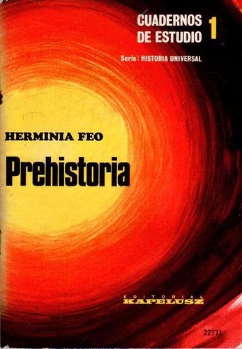 prehistoria - herminia feo