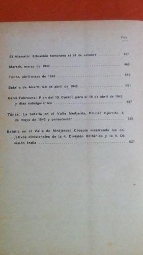 preliminares de la batalla/francis tuker/circulo militar