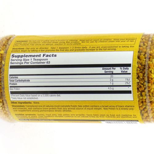 premier granullos de poder polen sin sabor