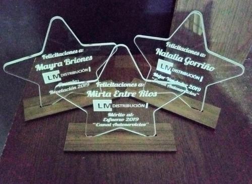 premios y reconocimientos de acrílicos