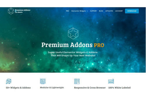 premium addons for elementor - 10 licenças para wordpress
