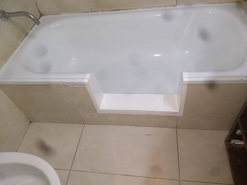 premium enlozado de bañeras - corte de bañeras