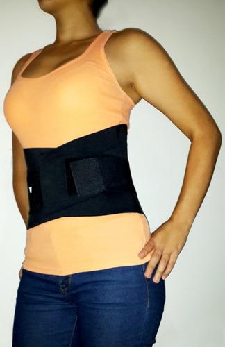 premium faja lumbar para el dolor de la espalda ciática