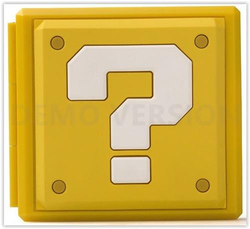 premium game case card case switch - estuche juegos
