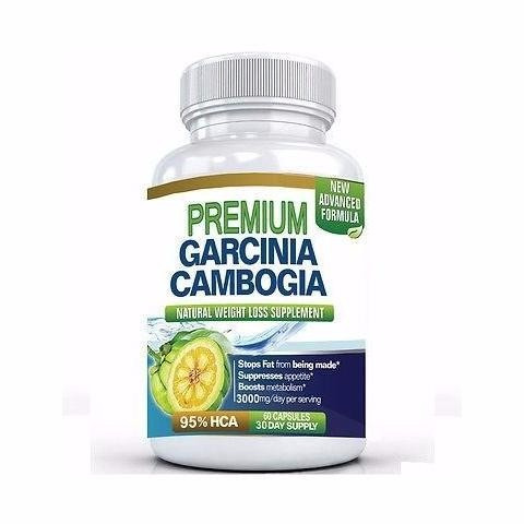 premium garcinia cambogia 3000 mg 95 % hca, advanced formula