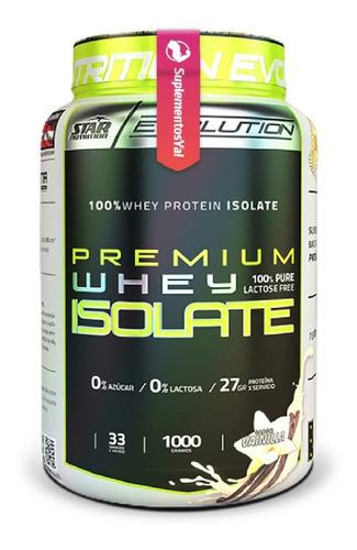 premium whey isolate proteína star nutrition  | palermo