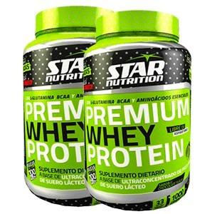 premium whey protein, x 2kg. star nutrition ...stacklife new