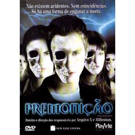 Premonição Terror Dvd Novo Lacrado Original Dublado