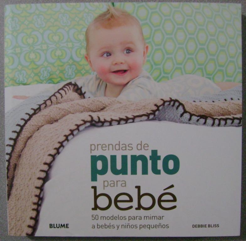 Prendas De Punto Para Bebé / Debbie Bliss / Blume - $ 88.000 en ...