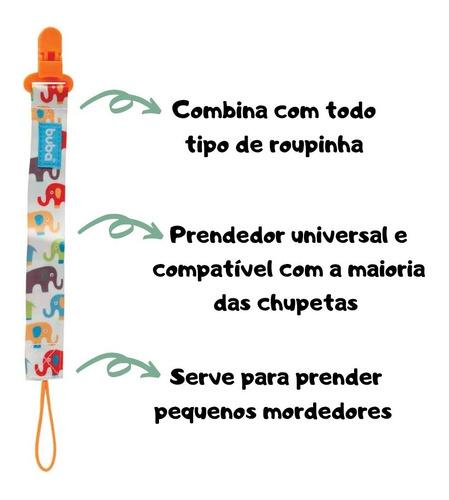 prendedor de chupetas buba universal serve soothie envio 24h