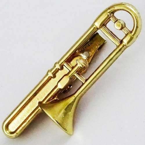 prendedor de partituras trombone dourado paganini ppt088