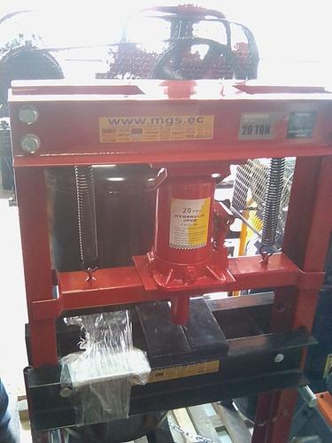 prensa 20 toneladas hidráulica