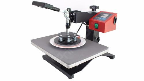 prensa 8x1 maquina estampar camisetas chinelos canecas