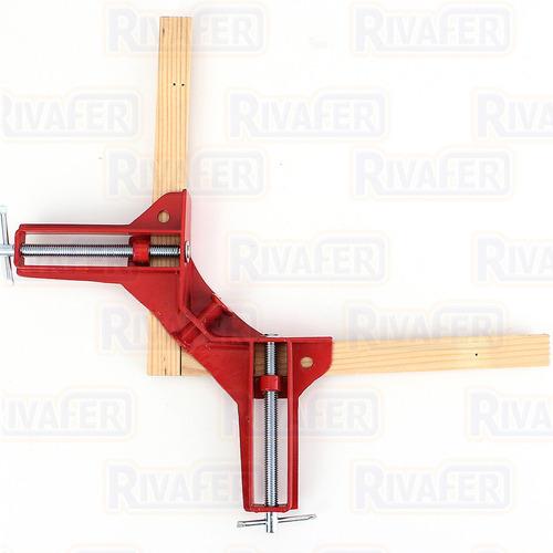 prensa angular - prensa angulo carpintero para encuadrar 90º