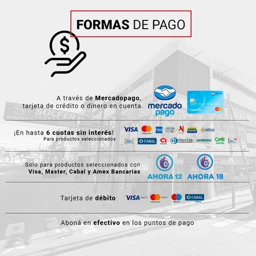 prensa angulo yacare n 10 c/fleje 10 mts regulable