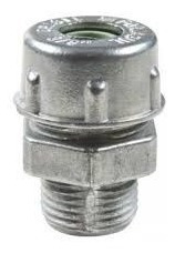 prensa cabo aluminio 3/8 pacote c/ 5 pçs