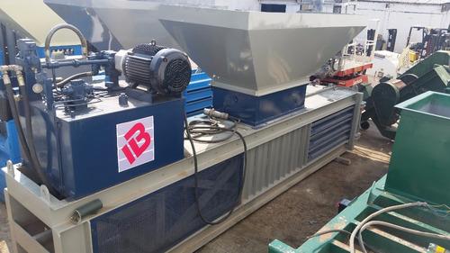 prensa compactadora 30 hp multimateriales americana