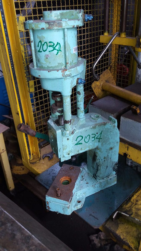 prensa de bancada pneumatica tipo c - (n.2034)