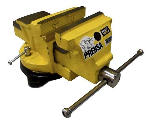 prensa de banco giratoria no 8 kache tools
