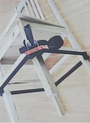 prensa de banda tactix cinta 4mts angulo escuadra tx215901