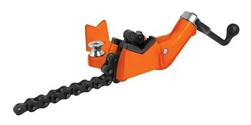 prensa de cadena para tubo 2 pg truper