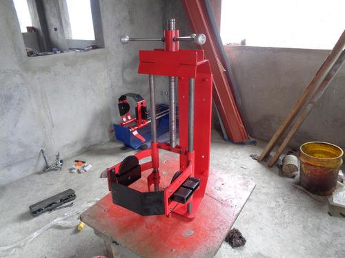 prensa de espirales para cambios de amortiguadores
