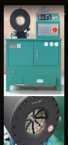 prensa de mangueras hidráulicas heavy duty