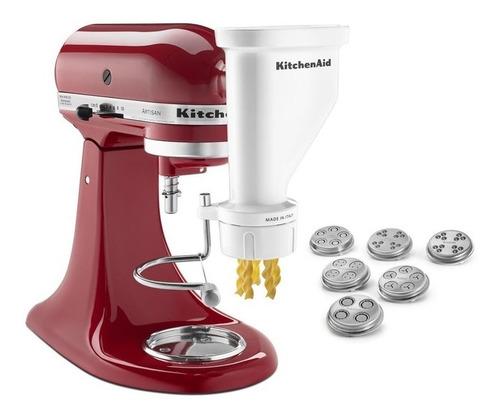 prensa de pasta italiana accesorio para batidora kitchenaid