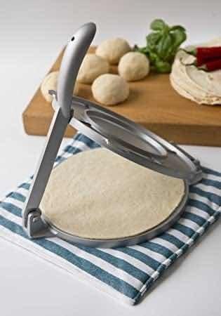 prensa de tortilla mexicana / pataconera
