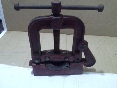 prensa de tubo para banco