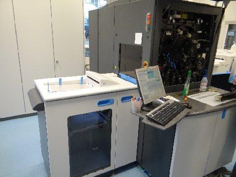 prensa digital hp indigo 5000