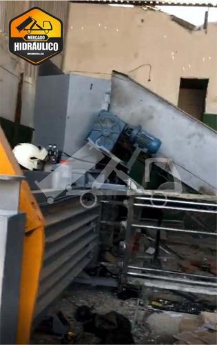 prensa enfardadeira horizontal automática com amarrador/2018