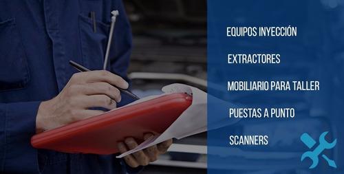 prensa espirales universal eurotech para neumatica